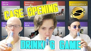 CASE OPENING DRINKING GAME   Feat. FilthyFrank & IDubbbz   CS:GO Case Opening