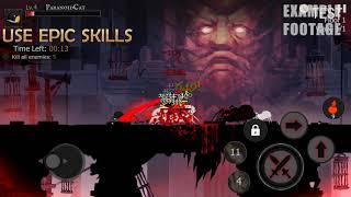 Stickman Legend Shadow Warrior