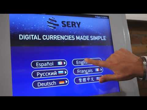 Bitcoin ATM Sery video