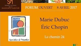 Forum ouvert – Les acteurs locaux présentent leurs dynamiques 9/9