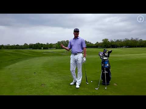 How to Hit a Downwind Pitch Shot in Different Situations