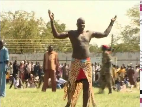 Dinka Bor Historic Wrestling of 21st Century: Bor South Vs Bor North