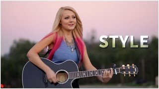 Taylor Swift    Style (Acoustic Cover By Alexi Blue)