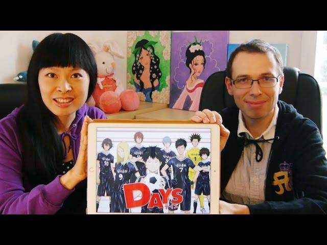 Days [Anime Été 2016] [Chronique épisode 1] Notre avis à chaud, football & héroïsme quotidien