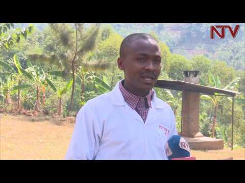 High Population growth weakening Bududa hills