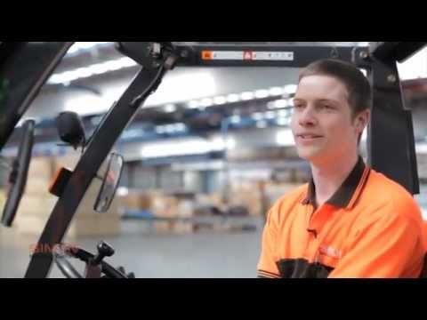 Transport Loader (Forklift Operator)