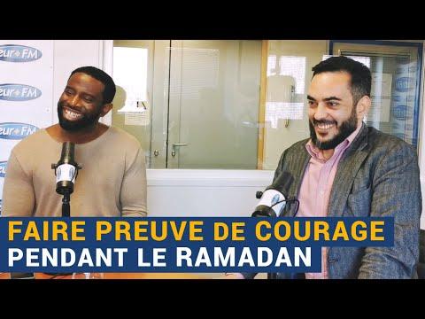 [AVS] Comment faire preuve de courage pendant le ramadan ? - Patrick Sulay et Pr Raouti Rezali