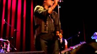 Anthony Hamilton Live - Who's loving you - Melkweg Amsterdam 18-04-2012 - album back to love.MOV
