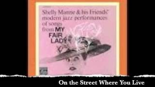 Andre Previn - On the Street Where You Live