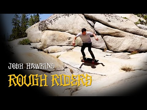 BONES NEW 59MM ROUGH RIDERS - JOSH HAWKINS