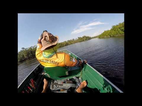 Pescaria em Barcelos Expedição KayakDF 03