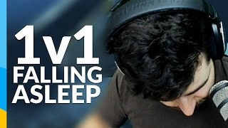 Overwatch: Falling asleep in a 1v1