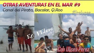 preview picture of video 'PERDIDOS EN VELERO- Bacalar, Quintana Roo #9'