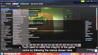 How to Fix Steam Error Failed to Start Game (Missing Executable)
