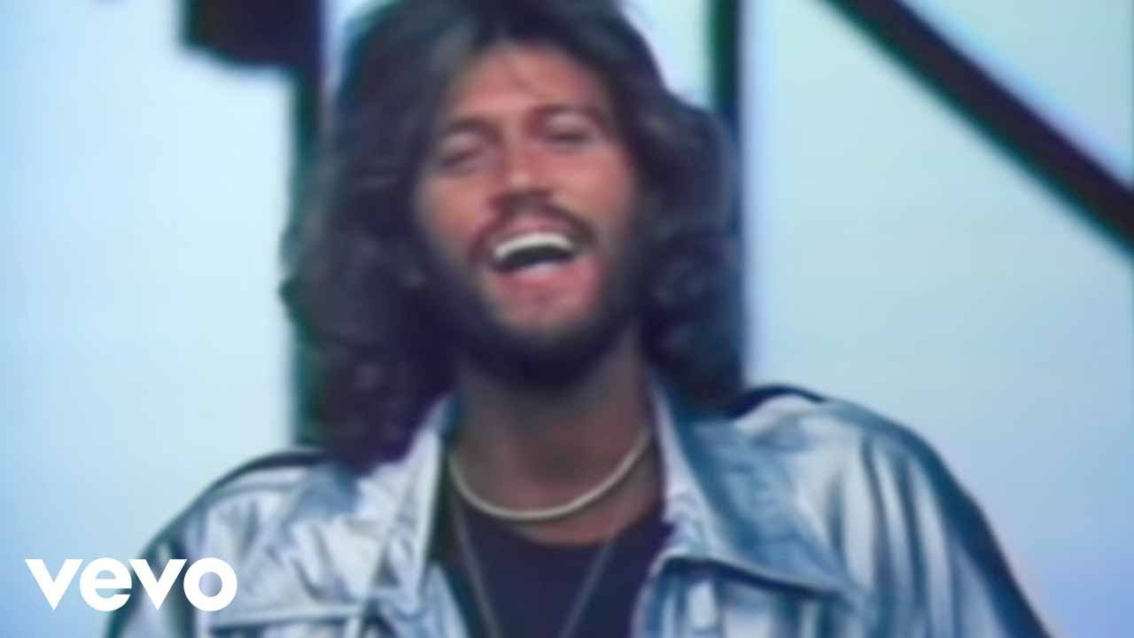 Stayin' Alive Lyrics in English - Bee Gees
