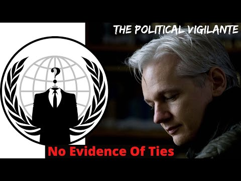 DOJ Has Zero Evidence Against Julian Assange