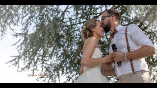 Livre de mariage de Lucile et Sylvain
