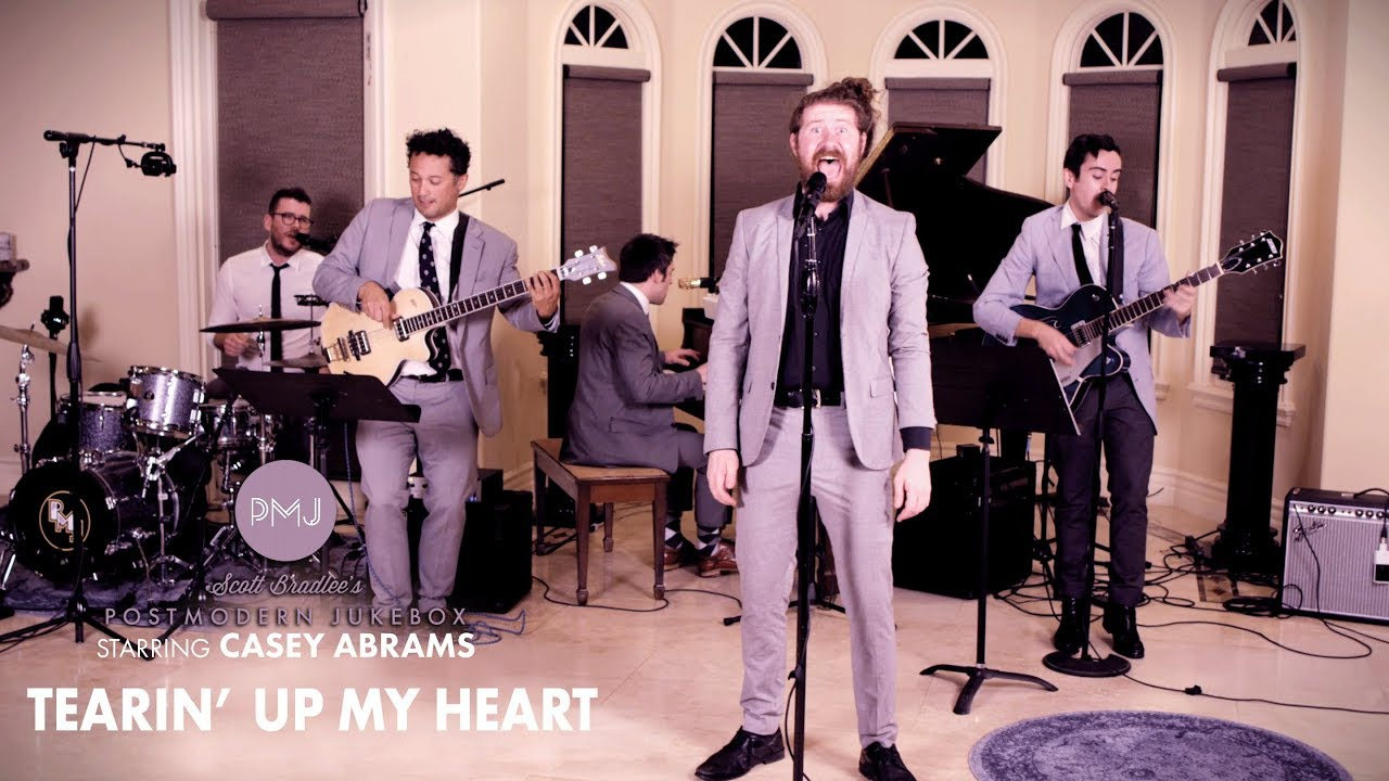 Tearin' Up My Heart – NSYNC (Beatles 1960s Style Cover) ft. Casey Abrams