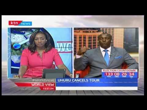 World View: President Uhuru cancels Meru  two day tour