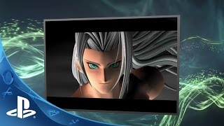 Final Fantasy VII - PlayStation Experience Trailer |  PS4