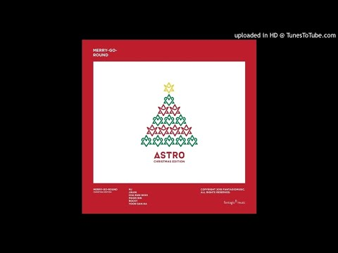 ASTRO (아스트로) - Merry-Go-Round (Christmas Edition)