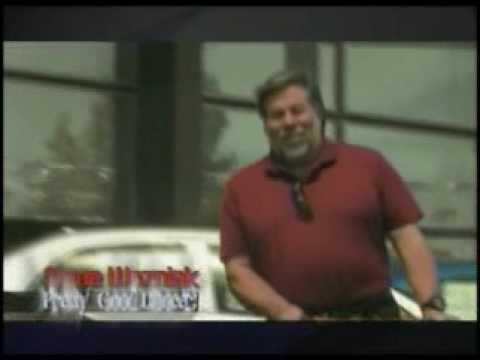 """Steve Wozniak Stars In Local Car Commercial With """"Punker, The Boss's Dog"""""""