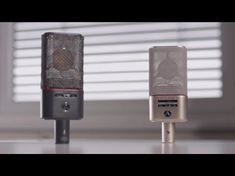Austrian Audio's Microphones: In Depth on the making of the mics. #1 of 3
