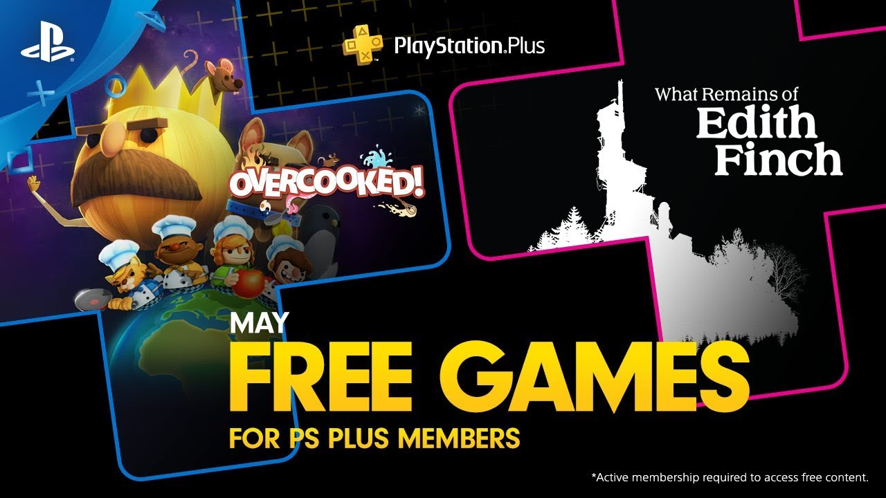 Psn Free Games May 2020.Playstation Plus Free Games For May What Remains Of Edith
