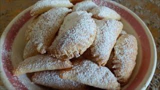 ТВОРОЖНОЕ печенье Печенье из творога Выпечка рецепт Выпечка из творога
