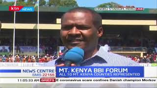 Is the region United when it comes to matters BBI? | MT. Kenya BBI forum