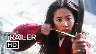 MULAN Official Trailer (2020)  Disney, Live Action Movie HD