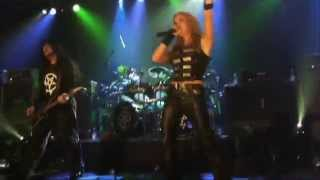Arch Enemy - Heart of Darkness Live in London 2004 (Angela Gossow Cam)