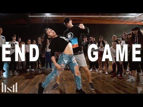 END GAME - Taylor Swift ft Ed Sheeran Dance | Matt Steffanina ft Trinity