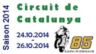 Vidéo 24.10.2014-26.10.2014 Circuit de Catalunya - Résumé par Nuzz
