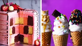 The BEST Cake Recipes to Bake for a Birthday Party    Amazing Cake Decoration Ideas by So Yummy