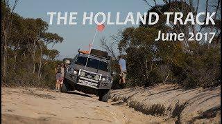 Holland Track  - 4x4, Mud, Ruts, Camping, Overland - June 2017