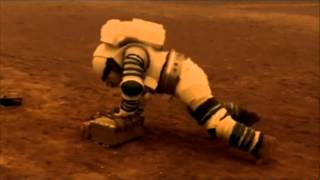 A Walk on Venus (CGI from BBC TV series