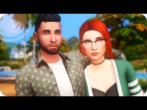 The Sims 4 - CAS - The Bjergsen Family Makeover  - смотреть