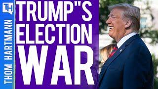 Did Trump Start A World War?