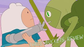 Adventure Time Review: S9E14 - Three Buckets