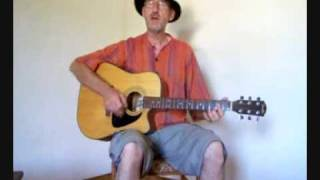 Jim Bruce Blues Guitar - Big Bill Broonzy - Worried Blues and Key to the Highway Covers