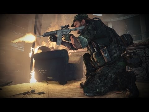 Medal of Honor: Warfighter se představuje