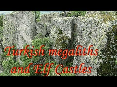 "Alexander Koltypin ""Turkish megaliths, Elf Castles, Underground cities, ""Cart Ruts"""