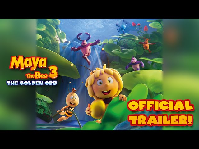 Maya the Bee - The Golden Orb -International Movie Trailer