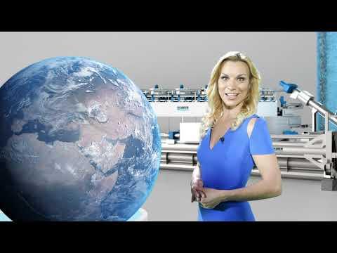 Video: HUBER-Lösungen für die Abwasserbehandlung in Industriebetrieben