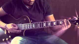 Alexandra Stan - Bittersweet - Guitar Solo Cover