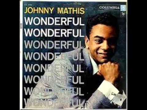 JOHNNY MATHIS Wonderful!Wonderful!