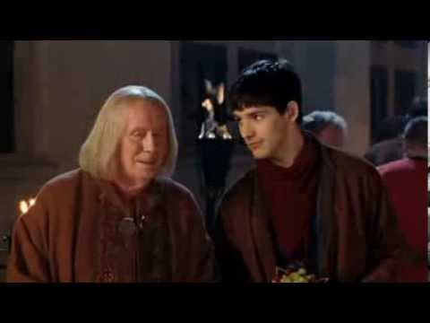 S1E05 - LANCELOT - Merlin - Gaius is lectured by Merlin