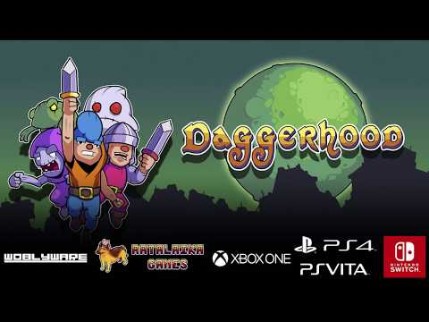 Daggerhood - Launch Trailer thumbnail