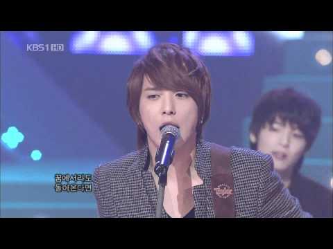 101212 KBS 中韓歌會 - CNBLUE - LOVE